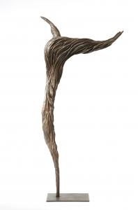 Galerie - Ikarus - Kolibri - Bronze 1-7 - Von der anderen Seite...